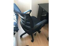 Black Office Chair - Super Comfortable