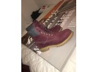 Timberlands Premium 6inch Boots.Smart Boots
