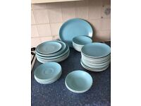 Poole China crockery