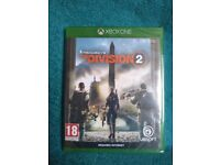 Xbox One Tom Clancy's The Division 2 Brand New