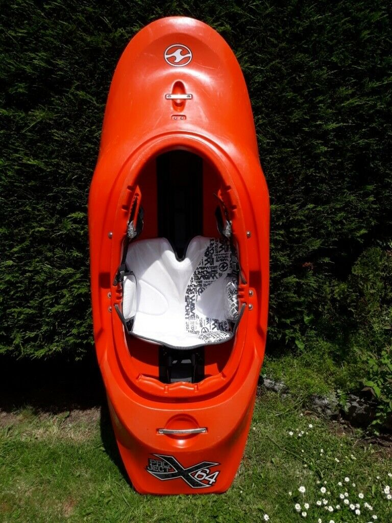 Wavesport Project X 64 Playboat / Kayak (Large) | in Bridgend | Gumtree