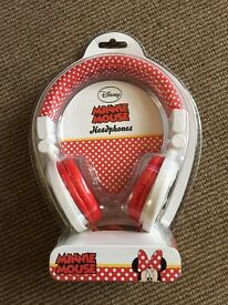Disney Minnie Mouse Headphones