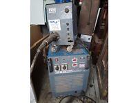 Tec Arc Mig welder Industrial grade Mig SWF 350S Single Phase 2x Top Boxes