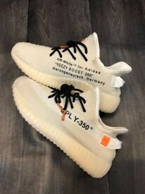 Off White Yeezy Boost