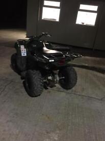 Yamaha grizzly quad 300cc 2wd