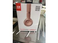 Dr Dre Beats Solo 3 Rose Gold BRAND NEW