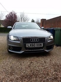 audi A4 S-line 2.0 TDI 143 bhp Special Edition