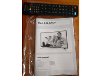 "TV - Sharp 32"" LCD (LC-32CHE5111K)"