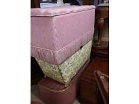 Various Blanket Boxes / Trunks/ Storage Box. Shabby Chic /
