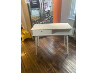 Solid plywood desk/console table