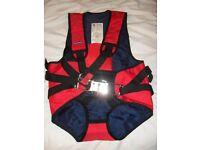 Crewsaver Trapeze harness - SIZE: medium