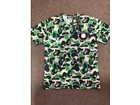 Men's Bape X Puma T-Shirt