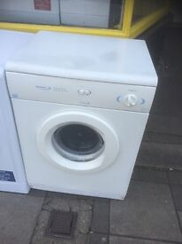 White knight vented tumble dryer £79 fully working
