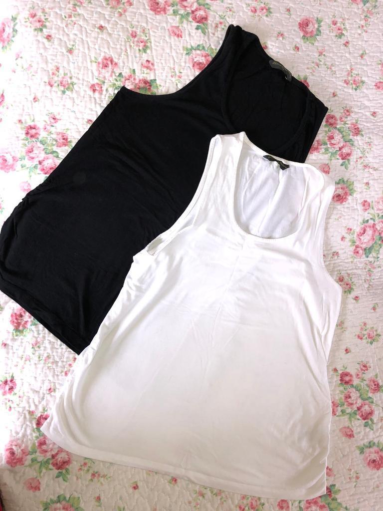 ebe5232ecac14 Mothercare maternity vests