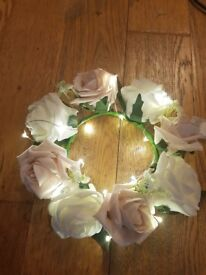 9 x flower rings great for vintage wedding