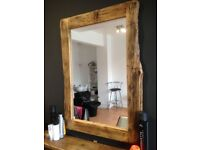 Rustic mirrors for sale