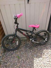Apollo Boogie bmx style bike 18inch