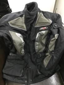 Motor bike/scooter jacket
