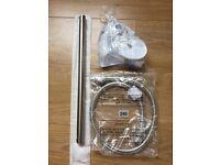 Shower riser assembly kit