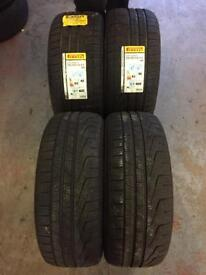 Pirelli runflat winter tyres