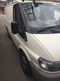 Selling ford transit