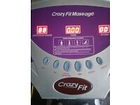 Crazyfit muscle tonner with tension bands