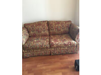 Sofa beds two could do with a recover but other than that they are in excellent working order
