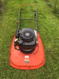 Lawnmower, Honda Flymo, 2 years old,