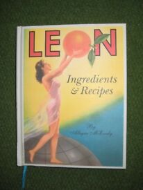 LEON Restaurant Recipe Cookery Book