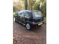 52 Vauxhall corsa 1.2 SXI 80141 mls Mot May