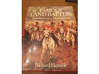 Famous land battles book