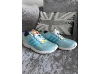 Light blue Adidas size 6