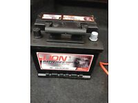 Car battery new