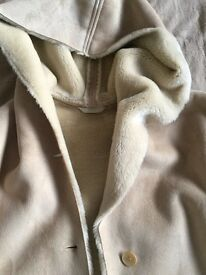 Comfy cool jacket - soft and warm