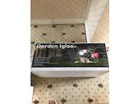 Garden igloo