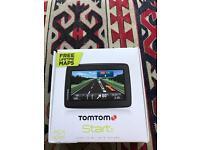 TomTom start 20 satnav