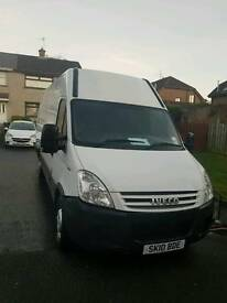 2010 iveco daily 2.3 euro 4 .. refrigerated van