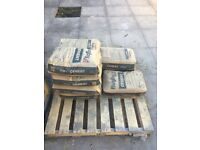 10 sacks of 25kg CEMEX cement - collection Limehouse East London