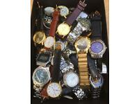Collection Of 80 New Watches