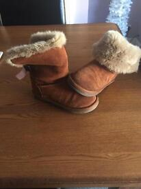 Ugg boots ( not real uggs)
