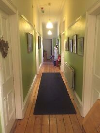 Room for rent with in shared flat in Morningside