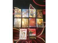 52 dvds