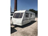 Coachman Laser 590/4 4 Berth Twin Axle