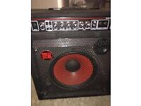 Red Sub BP80plus amp - Nearly new