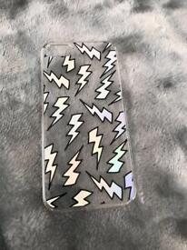 iPhone SE SkinnyDip case.