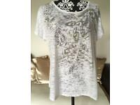 MARKS & SPENCER SIZE 18 VARIOUS TOPS/CARDIGANS PER UNA/COLLECTION/INDIGO