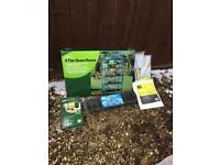 Mini greenhouse growhouse and garden propogation equipment