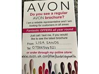 AVON - loads of offers! Free local delivery 💚