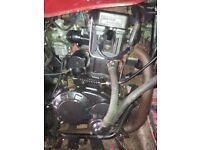 125 Watercooled Engine or sale