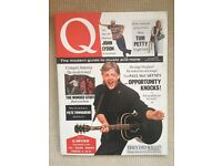 PAUL MCCARTNEY / JOHN LYDON Q Magazine N0.34